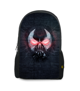 Bane printed backpacks